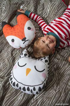 Fox_Owl_Pillows_DIY