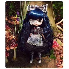 linatic alice, pullip dal dolls