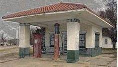 Old Service Station - Bing Images
