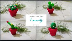 Diy Clay, Planter Pots, Projects To Try, Clay