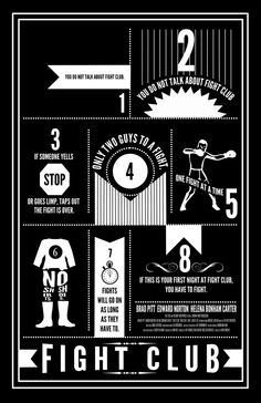 Fight Club Rules - not only true for fight clubs