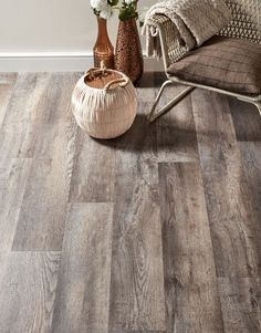 Wanting to achieve the a captivating real wood look for a fraction of the cost? 🙌 Our New Orleans Manitoba Vinyl will help you do just that. It's beautifully replicates real wood, running natural grains and knots through its design 😍 🛒 Order your Free Samples today! #Vinyl #VinylFlooring #Flooring #WoodFlooring #RusticInterior #RusticDecor #Interior #Interiors #InteriorDesign #ModernHome #Kitchen #KitchenFlooring #BathroomFlooring #CheapFlooring #DesignInspiration Vinyl Plank Flooring, Bathroom Flooring, Kitchen Flooring, Wood Flooring, Rustic Wood Floors, Real Wood Floors, Vinyl Style, Traditional Decor, Rustic Interiors