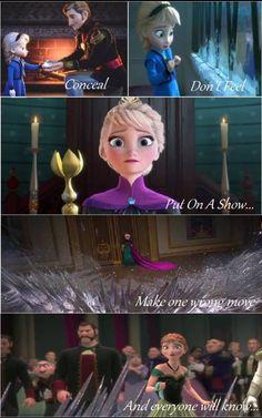 Frozen~Elsa & Anna