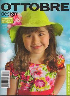 Ottobre kid's summer 2011 pattern magazine~LOVE Ottobre!