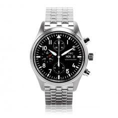 IWC Pilot's Watch Spitfire Bracelet Chronograph IW371704 - Pilot's Watch - IWC
