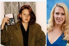 Gillian Anderson Tweeted An Adorable Photo Of A Young Kate McKinnon Dressed as Dana Scully