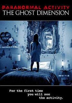 Paranormal activity : the ghost dimension / a Paramount release and presentation of a Blumhouse, Solana Films, Room 101 production ; produced by Jason Blum, Oren Peli ; written by Jason Harry Pagan, Andrew Deutschman, Adam Rabitel, Gavin Heffernan ; directed by Gregory Plotkin.