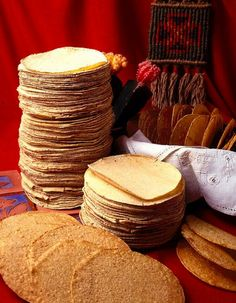 Tortillas de Maiz & Tostada y Taco Shells