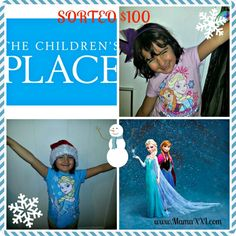 the children's place Estoy participando en @Romina Tibytt por  tarjeta de regalo de $100 de The Children's Place #frozen  http://ptab.it/1OkHG vía @PunchTab