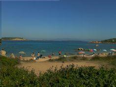 La Maddalena ( Sardegna) Spiaggia del Cardellino.