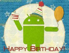 Android celebra 5º aniversário