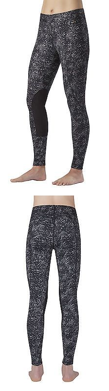Jodhpurs and Breeches 72599: Kerrits Kids Performance Tights (Silver Animal, Small) -> BUY IT NOW ONLY: $42.99 on eBay!