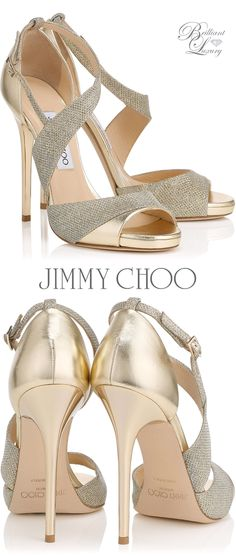 Brilliant Luxury * Jimmy Choo 'Tyne' FW 2015