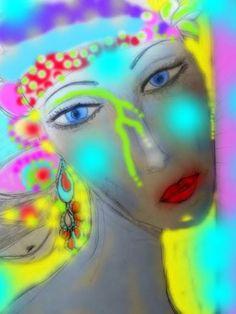 lovers mirror ~ crystal Art <3