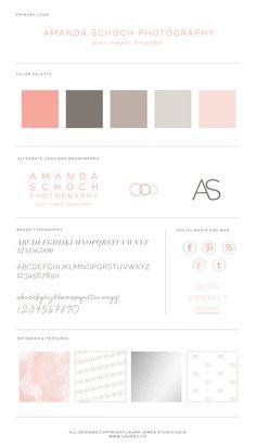 Amanda Schoch Photography - Laura James Studio >> Branding Photography Design