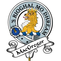 MacGregor Clan Badge