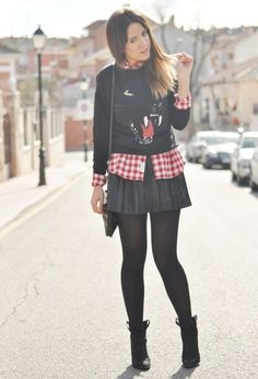 Tights and Pantyhose Fashion Inspiration. Follow for more!... - Sale! Up to 75% OFF! Shop at Stylizio for women's and men's designer handbags, luxury sunglasses, watches, jewelry, purses, wallets, clothes, underwear