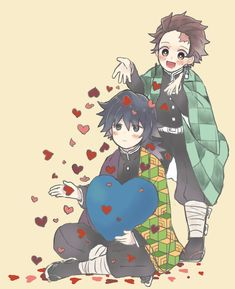 Demon Slayer, Slayer Anime, Anime Eyes, Anime Demon, Illustrations, Illustration Art, Nagisa And Karma, Kagehina, Anime Ships