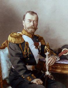 Tsar Nicholas by ~KraljAleksandar