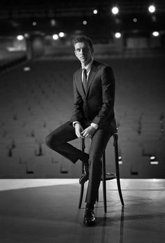 Dan Stevens for Armani Made to Measure