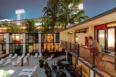 Photos - The Verb Hotel Boston - Fenway Park: OFFICIAL WEBSITE