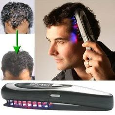 Laser Treatment Hair Loss Stop Regrow By Power Comb Kit by gamesalor. $25.45. Features:   100% Brand New  Weight: 390g  Size of the laser comb :24 x 4.5 x 4cm(Approx)  Stop hair loss and makes hair grow thicker, stronger and healthier  Spectacular advance in Home Hair Treatment with Laser   Laser Power : less than 0.5 MW  Tried and Tested Technology in professional exclusive clinics around the world with great success  Brings the same level of Laser Photo Therapy into a Per...