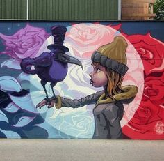 New Street Art by Fat Heat found in Copenhagen #art #mural #graffiti #streetartpic.twitter.com/cKJZGPN1Ay