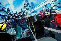 レッドブルからのクリスマスカード 2016年  [F1 / Formula 1]
