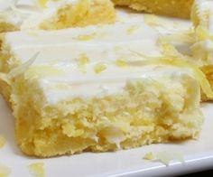 Lilikoi Lemon Bars Recipe