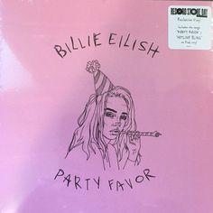 Coloring Book Track List Awesome Billie Eilish Party Favor Vinyl 7 Single Limited Billie Eilish Birthday Billie Eilish Billie