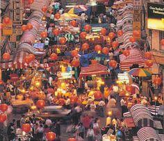 Chinatown, Petaling Street, Kuala Lumpur Malaysia