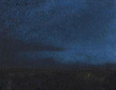 """""""Oxford - Evening"""" by Freddie Davies. 2015. Oil on board. http://freddie-davies.wix.com/artist"""