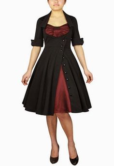 Rockabilly Dresses NEW ARRIVALS @ blueberryhillfashions.com
