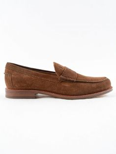 TOD'S Tod`s Mocassino F.do Cuoio. #tods #shoes #https: