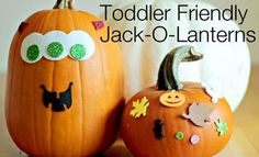 No-Carve Pumpkin Decorating Ideas for Kids I Halloween Crafts for Kids - ParentMap