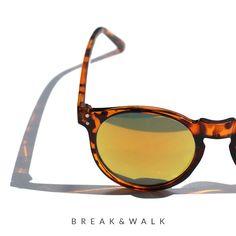 Llévate las gafas de moda del verano. Descúbrelas en la colección de gafas de sol para mujer de Break&Walk
