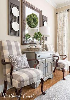 75 warm and cozy farmhouse style living room decor ideas (41)