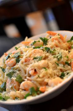 Shrimp Scampi Pasta | Girl Likes to Eat