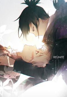"Nezumi X Shion ""Reunite and be togeher again"""