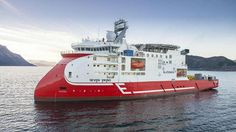 Offshore Support Vessel SubSea Viking 7 Catches Fire