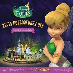 Pixie Hollow Bake Off Now Available On Disney Movies Anywhere   SKGaleana
