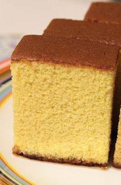 Resep dan Cara Membuat Kue Bolu Panggang Lembut dan Enak