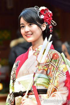 生田絵梨花/写真は乃木坂46の成人式より(C)モデルプレス