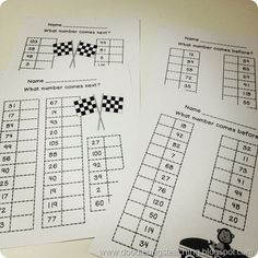 Numbers to 120, good ideas, TPT pack.....I can do this with my kids that are low in math. Some of them won't have this concept even in 5th grade.