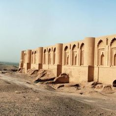Iraq - Samarra Township, Salah al-Din Governorate - Samarra Archaeological City - ©Mahmoud Bendakir