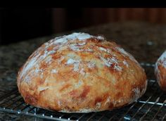 Homemade bread for soup season!