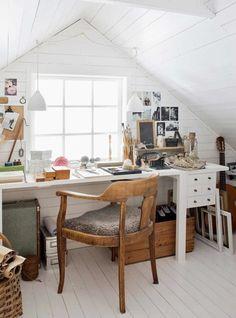 estilo nórdico escandinavo estilo campestre nórdico (nordic country) El estilo coastal cottage decoración tonos naturales decoración en blanco Casa de madera casa de la playa cabaña estilo nórdico