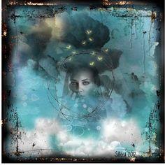 "Digital Art by *Silkku* ""Dream"" silkkus.blogspot.fi"