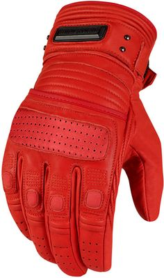 Prepare for the one-two punch of reality with the red ICON 1000 Beltway Leather Motorcycle Glove. Leather Motorcycle Gloves, Bike Gloves, Motorcycle Style, Motorcycle Outfit, Mens Gloves, Motorcycle Helmets, Ducati, Yamaha, Harley Apparel