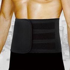 Adjustable Bodybuilding Back Waist Belt